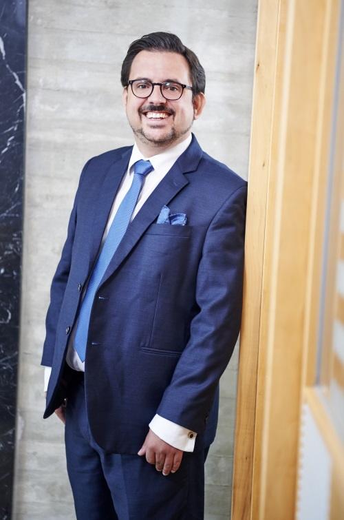 Fabian Biersack, Dipl. Ing. (FH), Geschäftsführer