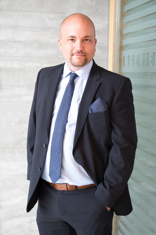 Tobias Schreiner, M. Eng. MBA, Geschäftsführer